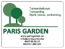 Afbeelding › Paris Garden